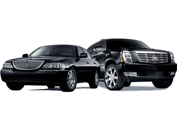 escalade and town cars in denver
